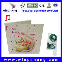 IC Music Chip For Birthday Card/ IC Music Chip