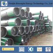 Tope sale in Russia Market API 5CT casing tubing oil pipe