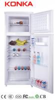 BCD-220 top freezer double door refrigerator/fridge