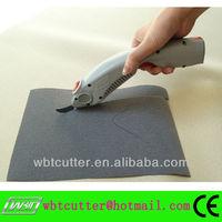 electric leather cutting scissors
