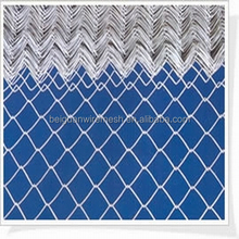 playground Stadium use high Galvanized Chain Link Fence/PVC Coated Chain Link Fence Price/Electro 30years Manufacturer