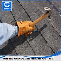 Roof tile asphalt shingles