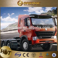 Sinotruk Howo tractor truck ZZ4257N3247 6x6 all wheel drive tractor truck for sale