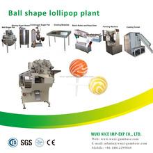 overseas service provided single twist automatic lollipop packaging machine