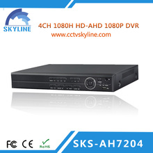 Economic Stand-Alone DVR H.264 4 Channel 1080P Realtime mobile dvr