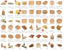OEM new design for Mini bamboo cutting borad cheese board