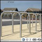 Açoinoxidável ciclo stand, sheffield ciclo de racks