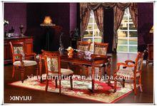 European style dining sets wood FA815-B 1.6M