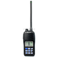RS-36M 80 channels Professional VHF Marine Handheld Transceiver Two Way Radio with LCD Display Float and Flash WaterProof IP-X7