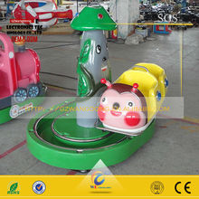 WD-A002 mechanical ride on horse,Round-castle train kiddie ride amusement,kiddie ride on cars
