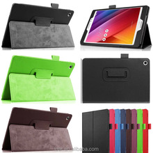 8 inch Tablet Folio Lichee Pu Leather Case For Asus Zenpad z580 Cover