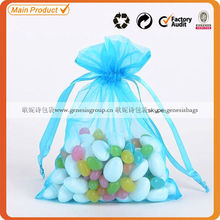 drawstring organza bags wholesale for gift packing