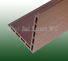 decorating wpc material/wood plastic composites (panel)
