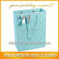 (BLF-PB204)decorative handmade paper gift bags