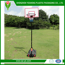 High Quality Manual Hydraulic Basketball Hoop Stand/basketball