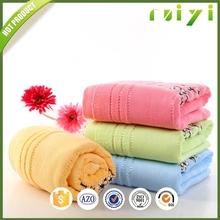 Fashion Wholesale Embroidery Luxury Quality Bath Towel 100% Cotton