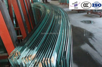 excellent construction glass, curved tempered glass