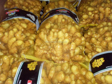 yellow big size good quality chinese ginger