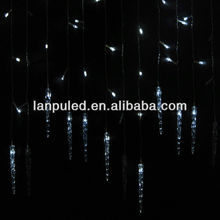 Diversified ocean park scenery beautiful rgb led ice string light provided