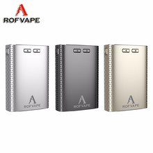 New innovation products for 2014 more than dual 18650 box mod A Box 2500mah*3 sell spots electronic cigarette from Rofvape