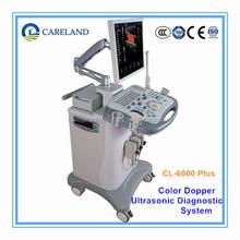 """19"""" approved 4D Digital Ultrasound Machine scanner Color Doppler with DICOM 3.0"""