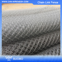 3mm diameter for galvanized chain link fence