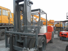 Used 10 Ton Forklift,Japan Used Forklift FD100 10 Ton for Sale