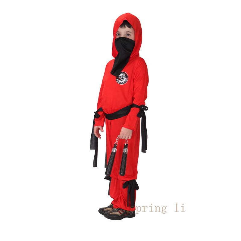 Quần áo Ninja đỏ