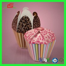 J222 Recyclable Foldable Cupcake Boxes With High Quality Wholesale