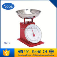dial mechanical kitchen scale kitchen dial spring scale