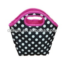 2015 Durable Neoprene Promotional Thermal Bag Lunch Cooler Bag