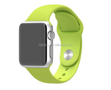 Hot selling Silicone Watch Band Wrist Strap For Apple Watch