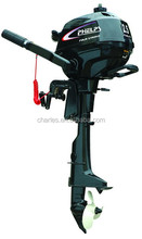 gasoline outboard motor 2.5hp 4 stroke short shaft