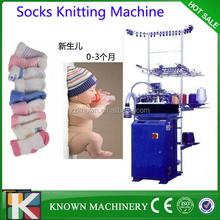 Calcetín máquina de tejer, máquina de hacer calcetines, calcetines que hace la máquina