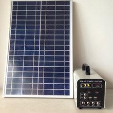 20w mini home solar energy generators for lighting