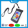 2015 Alibaba High Quality TPU Phone Bag Waterproof Black For Men