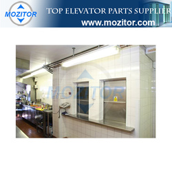 Cheap food elevator/ dumbwaiter from approved manufacturer|Stainless Steel Convenient Restaurant Food Elevator