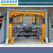 rcc pipe machine, the maximum 3500mm reiforced concrete drainage pipes with large diameter