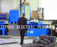 2000-5000KG manufactory electric melting furnace for any metals