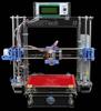UNO R3/ MK3 heat bed/J-head assembled /3D Printer Reprap Prusa i3 DIY Kit with 2004LCD(transparent color acrylic)