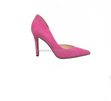 New design pointed toe high heel shoe for 2015 four season shoes woman evening dress shoes