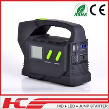 Multi- functional super design emergency 24V gasoline car jump starter with high capacity and environmental integration