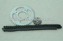 Best quality motorcycle roller chain 428 for BAJAJ motorcycle