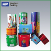 Customized Printing Composite Plastic Packaging Film on Roll