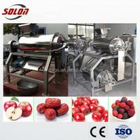 Fruit paste making machine/grape jam making machine/palm dates syrup machine