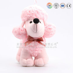 Sedex audit guangzhou factory making multi-series dogs stuffed plush singing toys