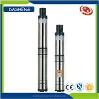 Deep well submersible water pump 2 inch prices manufacturers