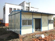 Economic and muti-used pefab house