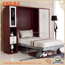 Wonderful Top Quality Healthy Indoor Folding Wall Bed