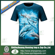 Make Your Own Cool full printing 3D t-shirt